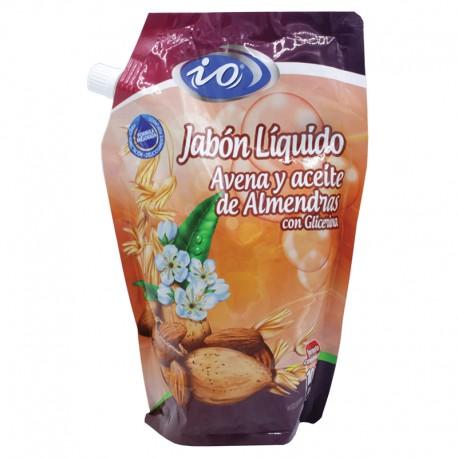 Jabón Avena y Aceite de Almendras iO